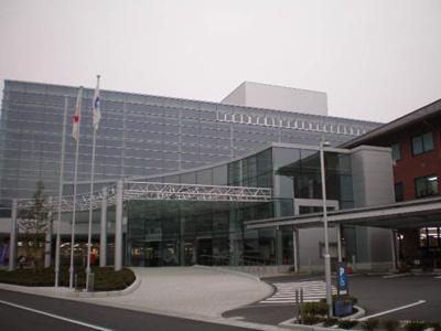 安芸高田市庁舎 外観