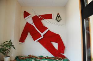 サンタクロース衣装
