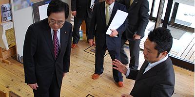 斉藤環境大臣